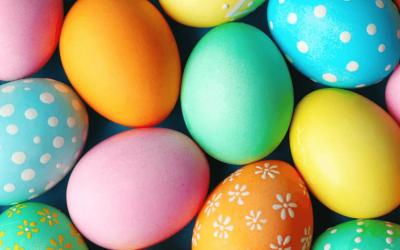 Easter Basket Hunt With Riddles